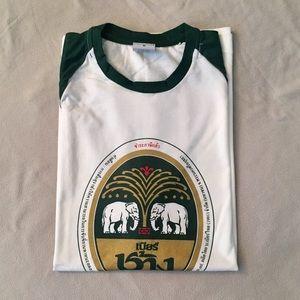 Brand new no tag 🏷 Chang beer T-shirt 👕